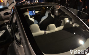 Tesla Model 3 Panoramic Roof Photo: Road & Track